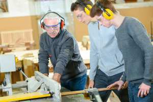 trade school, alternative path after graduation, skilled trades, vocational school, is trade school worth it, how to start a career in the trades, college dropout options, welding classes, carpentry classes, woodworking classes, automotive classes, electrician classes